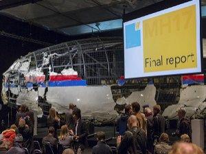 Rapor: Malezya Uçağı Rus Füzesiyle Vuruldu