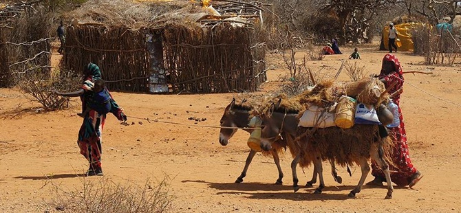 Etiyopya'da 8,2 Milyon Kişi Acil İnsanî Yardıma Muhtaç!