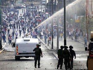 İşgal Güçleri Filistinlilere Saldırdı: 62 Yaralı
