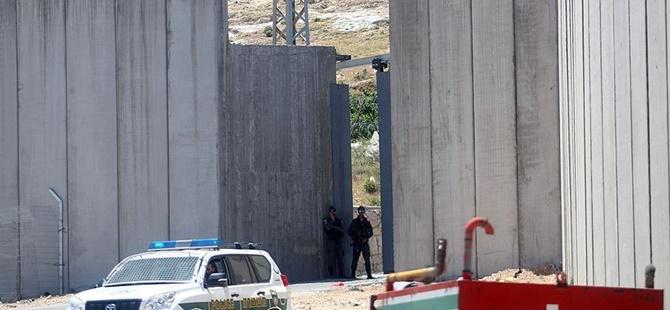 """İşgalci İsrail'in Utanç Duvarı: Gazze Sınırına """"Ayrım Duvarı""""!"""