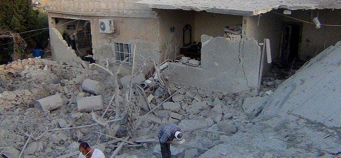 Rusya Suriye'de Sivilleri Vurdu