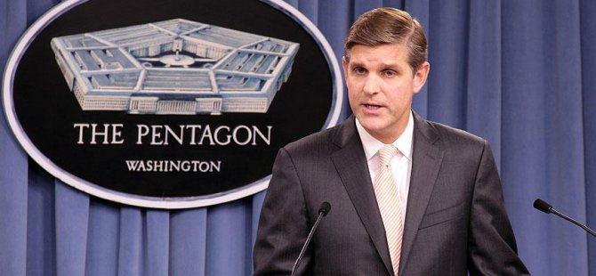 Pentagon'dan YPG Armalı ABD Askeri Açıklaması!