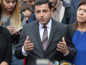 Diyarbakır Valiliği Demirtaş'a Saldırı Olmadığını Bildirdi
