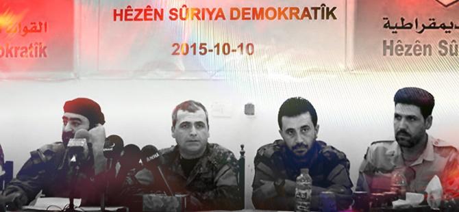 """Suriye'de İşbirlikçilere """"Demokratik"""" Kamuflajı!"""