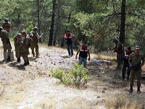 Sınırda İnsansız Hava Aracı Düşürüldü