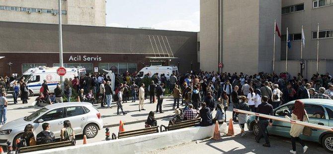 Ankara'daki Patlamada Ölenlerin Sayısı 102 Oldu