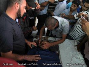 Cuma Öfkesinde 5 Filistinli Şehit Oldu 315 Kişi Yaralandı