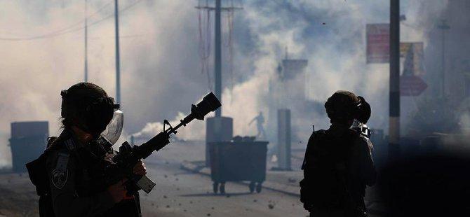 Siyonist İsrail Filistinlilere Yönelik Saldırıları Artırdı