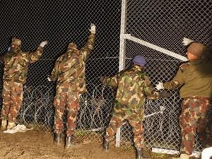 Macaristan, Hırvatistan Sınırını da Kapattı