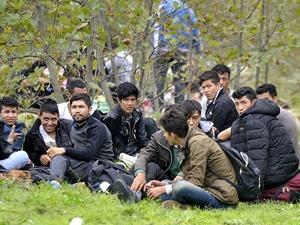 Afganistanlı Mültecilere Geçiş İzni Yok!