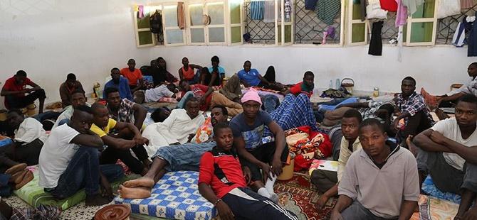 Libya'da Göçmen Trajedisi!