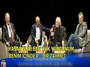 Kemalist Küfürbaz Sürüsü Halk TV'de Özgürlük(!)lerini Kullandılar