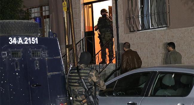 İstanbul'da 50 Kişiye IŞİD Gözaltısı