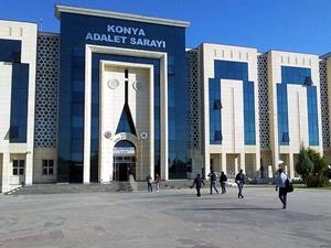 """Konya'daki """"Paralel Yapı"""" Davasının İlk Duruşması Başladı"""