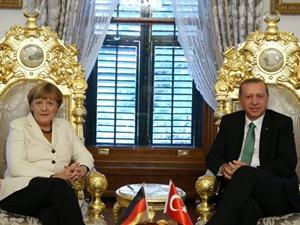 Almanya Basınında Merkel'in Türkiye Ziyareti