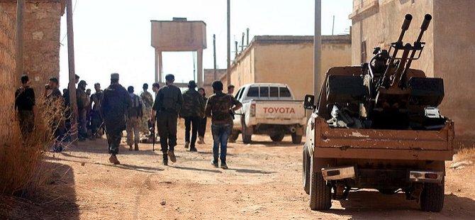 Suriye'de İranlı Albay Öldürüldü