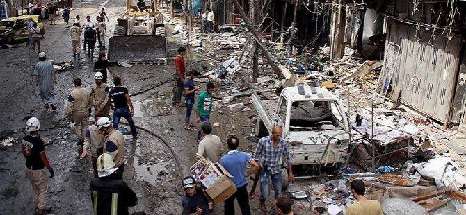 Halep Saldırıları Sonucu 40 Binden Fazla Kişi Evlerini Terk Etti