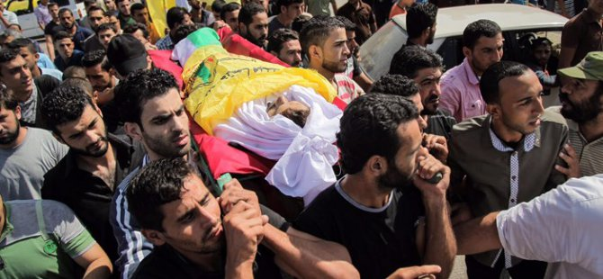 Kudüs İntifada'sında 46 Kişi Şehit Oldu, 1829 Kişi Yaralandı