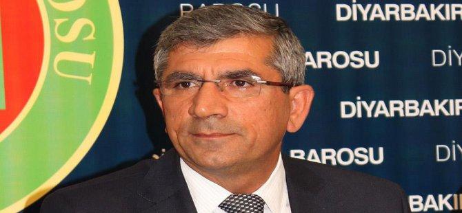 Diyarbakır Barosu Başkanı Hakkında Yakalama Kararı