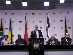 Hamas'ın Güney Afrika'ya Ziyareti İsrail'i Rahatsız Etti
