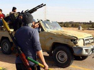 Libya'da Çıkan Çatışmada 5 Kişi Öldü