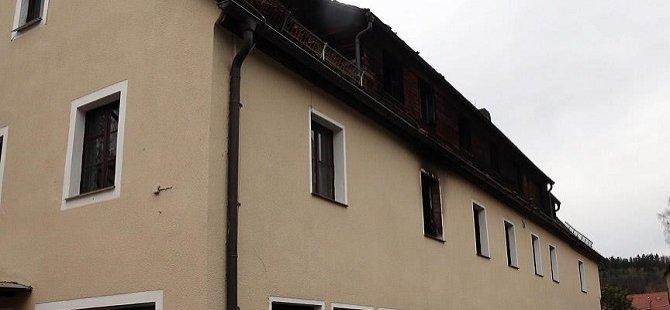 İsveç'te Mültecilerin Barındığı Bina Kundaklandı