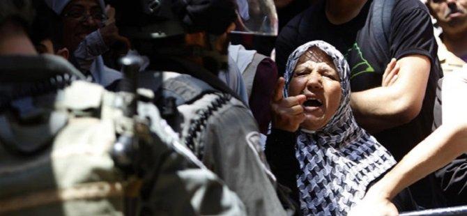 Direnişin Sembolü Filistinli Kadınlar