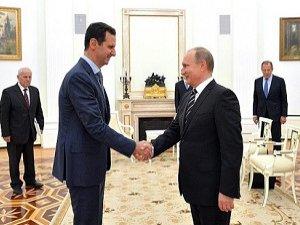Putin: Suriye'de Rejim ve Kürt Güçleri Birleşmeli