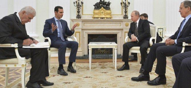 """""""Esed, İran ve Moskova'nın Kiralık Rejimine Döndü"""""""