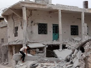 Esed Güçlerinden Türkmen Bölgesine Saldırı