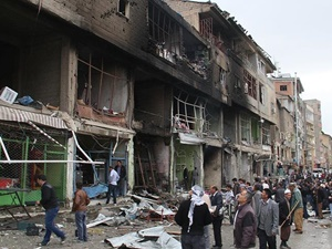 HDP/PKK'ya Tepki Sandıkta Gösterildi