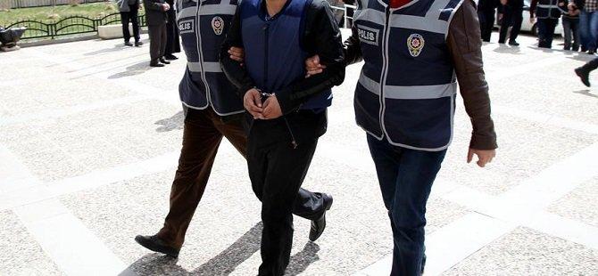 Mardin'de PKK Operasyonunda Gözaltı