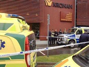 İsveç'te Okul Saldırısı