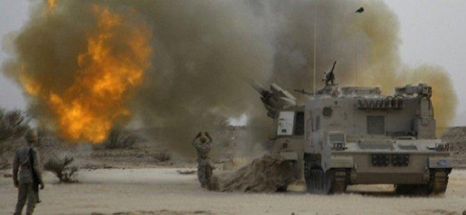 Sudan Birlikleri Yemen'de Operasyona Katılacak