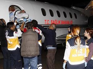 İzdiham Mağduru 2 Hacı Türkiye'ye Getirildi