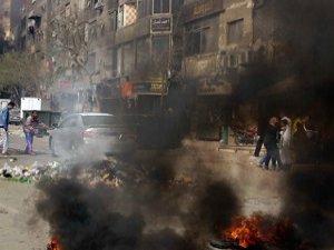 Mısır'da Bombalı Saldırı