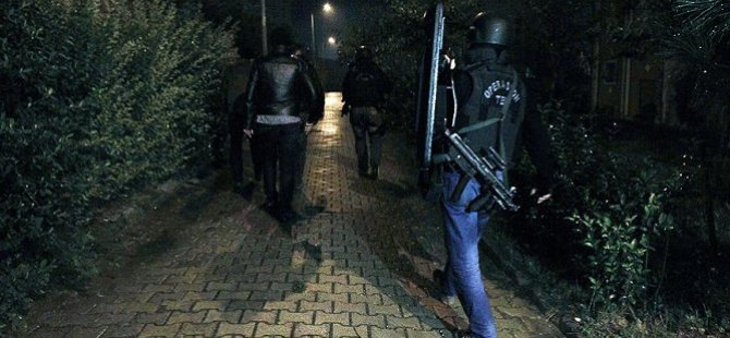 İstanbul'da PKK Operasyonu: 20'den Fazla Gözaltı