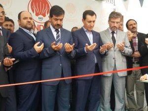 ÖNDER, Ankara Temsilciliğini Dualarla Açtı