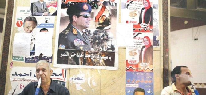 Sisi'nin Seçimi: Mısır'ın Geleceğini Çalmak