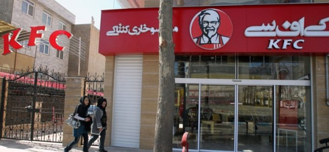 İran'dan ABD'li Fast Food Zincirlerine İzin