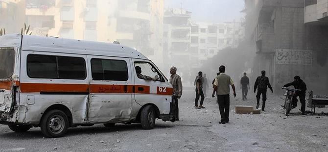 Esed Güçleri Hava Saldırısı Düzenledi: 4 Sivil Katledildi!