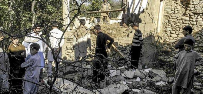 Afganistan'daki Depremde Ölü Sayısı Yükseldi