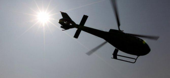 Libya'da Düşen Helikopter İle İlgili Açıklama