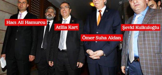 CHP'ye Saldıran CHP İçin Kitap Yazan Hacı Ali Hamurcu Çıktı