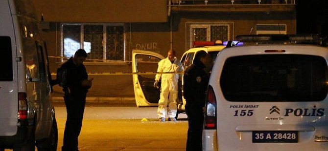 İzmir'de Polise Silahlı ve Bombalı Saldırı