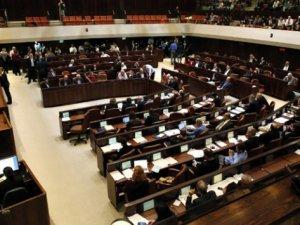 Siyonist İsrail Parlamentosu Tartışmalı Yasayı Onayladı