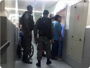 İşgal Güçleri El-Makasıd Hastanesi'ne Baskın Düzenledi