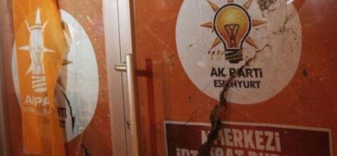 Seçim Sürecinde En Çok Saldırı AK Parti'ye Yapıldı