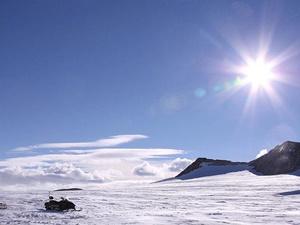 Antarktika'da Ozon Deliği Rekor Seviyede Genişledi!