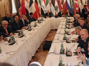 Viyana'daki 'Suriye' Görüşmeleri Başladı